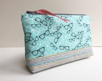 Pouch - Zippered Pouch - Cosmetic Pouch - Coin Purse - Pencil Case - Travel Pouch - MakeUp Pouch - Dance Bag - Gym Bag - Gadget Case