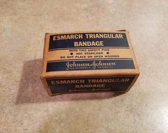 Johnson & Johnson Esmarch Triangular Bandage