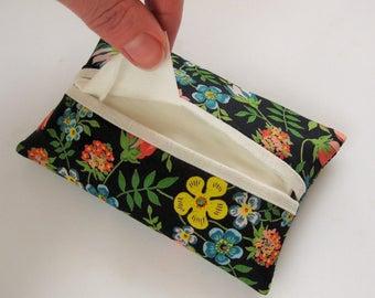 Liberty of London Tissue Holder, Travel Tissue Case, Pocket Tissue Cover