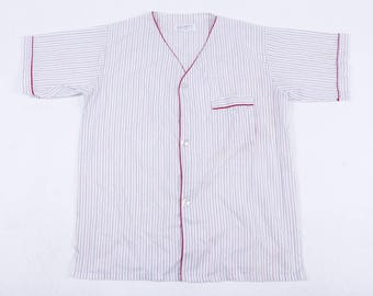 Yves Saint Laurent Striped Blouse