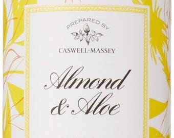 Caswell-Massey Almond and Aloe Titanic Body Lotion, 32 Ounce new