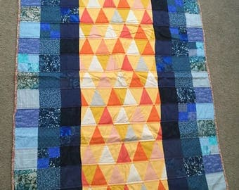 Sun and Sky Quilt