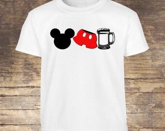 Epcot Food & Wine Mickey Minnie tees