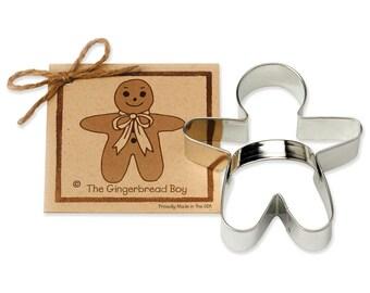 Gingerbread Man Cookie Cutter