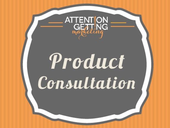 Product Consultation – Get a Personalized Critique of Your Products and How to Improve Their Marketability