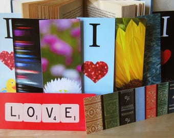 Bookmarks 5 pack