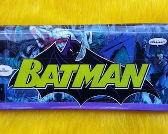 Batman vs. The Joker Comic Duct Tape Wallet