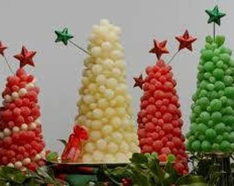 Independence Day Super Sale!!!!! Fireworks Candy Trees (Set of 4)!
