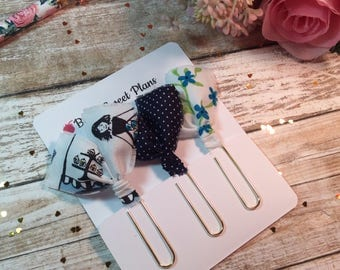 Day in the Park - Planner Clips / Bookmarks