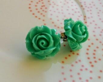 Urban Garden Party PITTSBURGH Rose (Dark Mint)