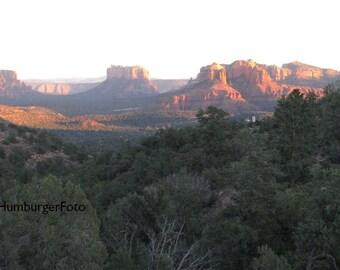 Summer Canyon.  Travel photography, southwest, nature photography, art photography, summer, landscape