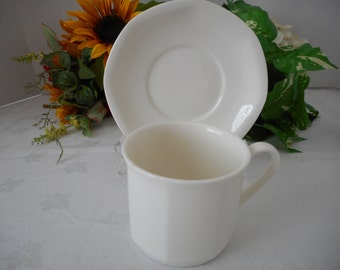 Royal Doulton Tangent Cup and Saucer Fine China