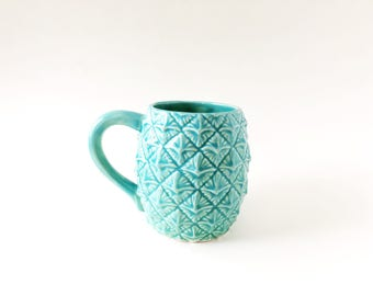Pineapple Mug - Pineapple Decor - Large Mug - Pineapple Gifts