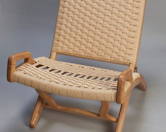 1960's Mid century HANS WEGNER style ash wood with Handle