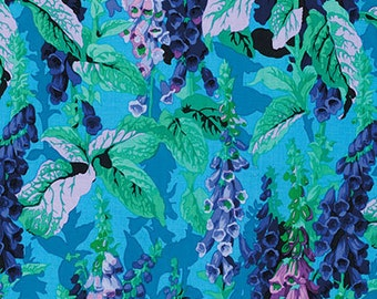 FOX GLOVES: Philip Jacobs Fabric (1/2 Yd Increments)