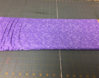 Purple splitter splatter Fabric by the yard