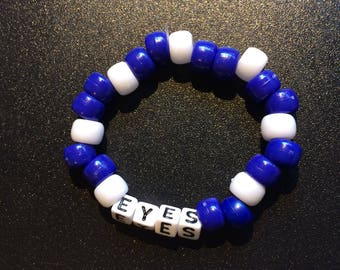 Nuclear Throne Eyes bracelet