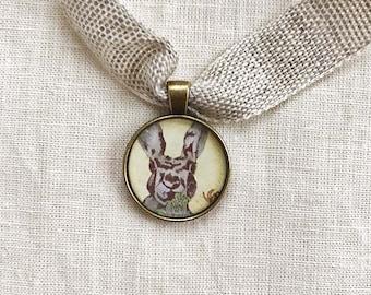 Rabbit Guide Pendant