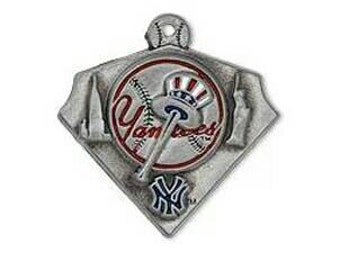 NY Yankees Inspired Charm-Qty: 1