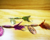 Spotted Tail Salmon Spinner Set