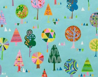 Alexander Henry - Magic Trees - #8479B - Turquoise