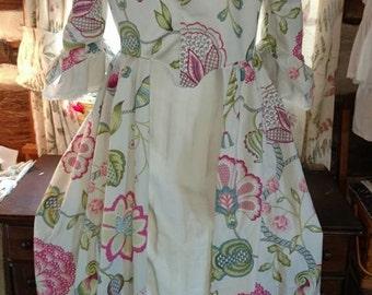 18 th Century Day Dress