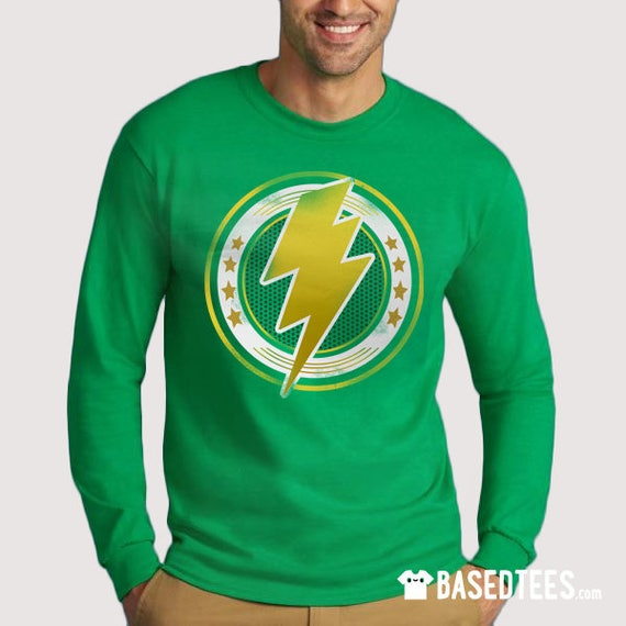 Johnny Gorilla Thunder Long Sleeve shirt