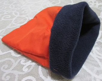 Solid Color Small Animal Cuddle Sack