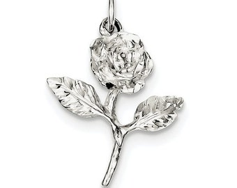 Rose Pendant (QC1076)