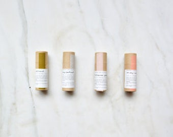 Lip + Cheek Tint, Plant Makeup