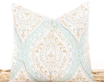 Seafoam Green Pillow Etsy