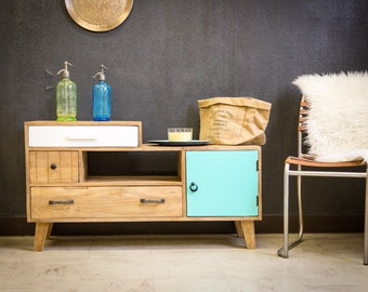 Retro tv furniture design