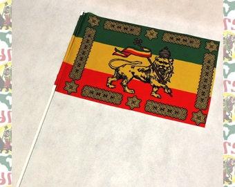 Lion of Judah [drs]Hand Flag