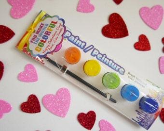 Valentine's Day Favors, Paint Valentine favor for classmates, Valentine favors coworkers, Valentine Favors, Valentine Gifts, Valentine's Day