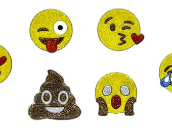 Emoji Ball Markers with Hat Clip Gift Set
