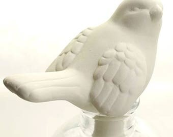 Ceramic Bird Difusser for home fragrance / essential oil difusser