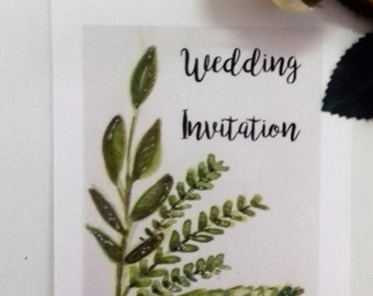 Wedding Stationery , Wedding Invitations, Save the date Cards  etc