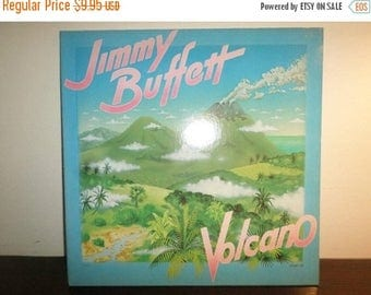 Save 30% Today Vintage 1979 LP Record Jimmy Buffett Volcano Barnaby Records 5102 Excellent Condition 8147