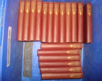Set of 18 Punch Library Books. Educational Book Company