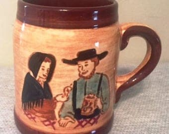 VINTAGE - Pennsbury Pottery Beer or Coffee Mug