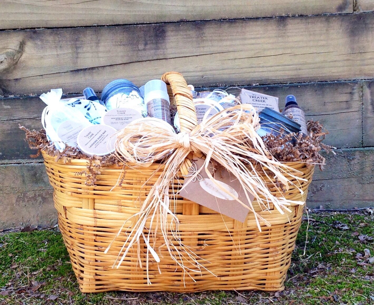 gift basket dragonfly luxury spa relaxation