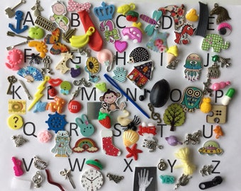 MASTER SET Alphabet objects (100+ items). best selling