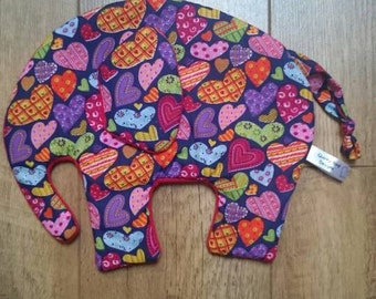 Elephant Microwavable  Wheat Bag  Heating Pad  Hottie, Cool Pack