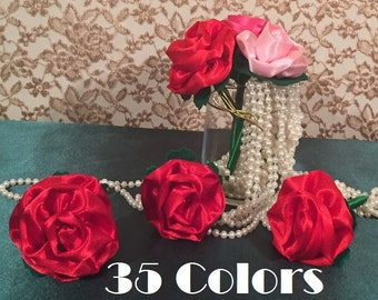 6 ROSE FLOWER PENS Bridal Shower Favors Bachelorette Party Favor Flower Bridal Shower Decorations Centerpiece Rose Favor Flower Party Favors