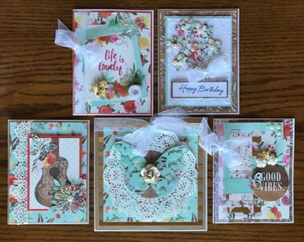 March Card Kit