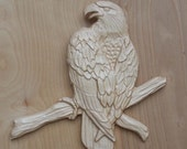 WOOD WALL ART Eagle Wood ...