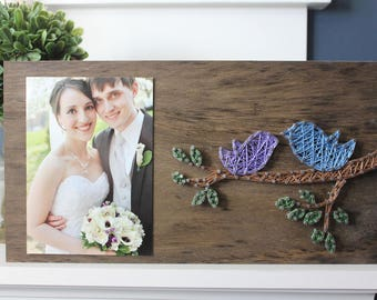 Picture Ready Birds String Art
