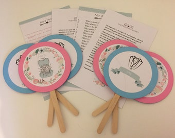 Hen Party 'Mr & Mrs' Game Pack