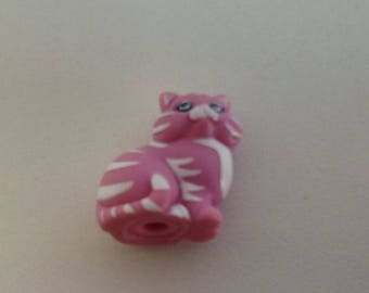 1990 Hasbro My Little Kitty Lil Litters PERSIAN Kitten