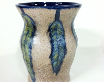 Small Feather Vase